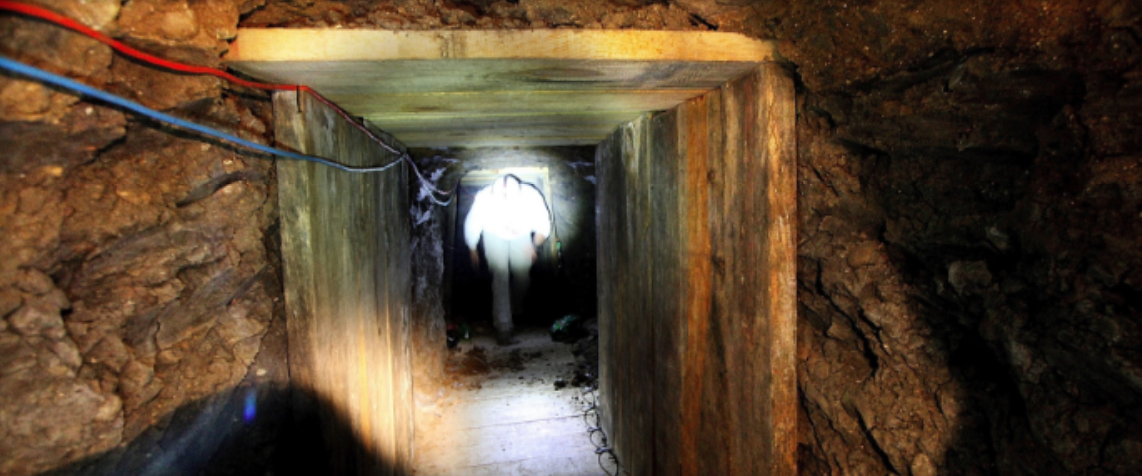 cartel tunnels and illegal immigration,