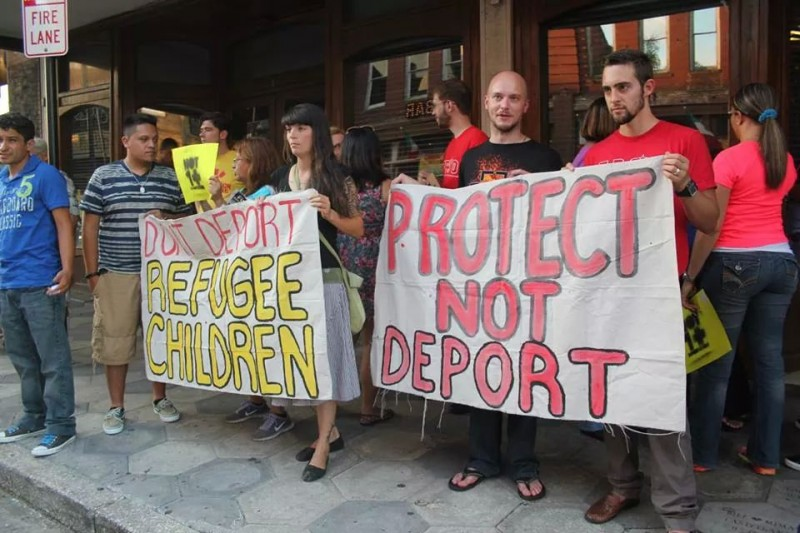 Protect not deport
