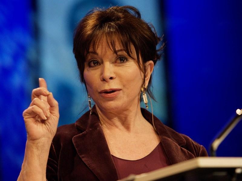 Isabel Allende TED talk